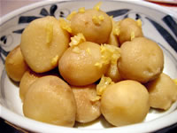 里芋のふくめ煮
