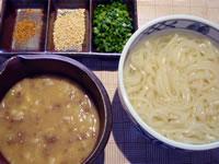 ねぎ肉つけ麺